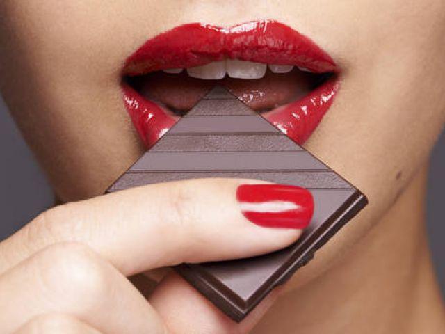 El cerebro se ve más seducido por el chocolate que por una imagen erótica